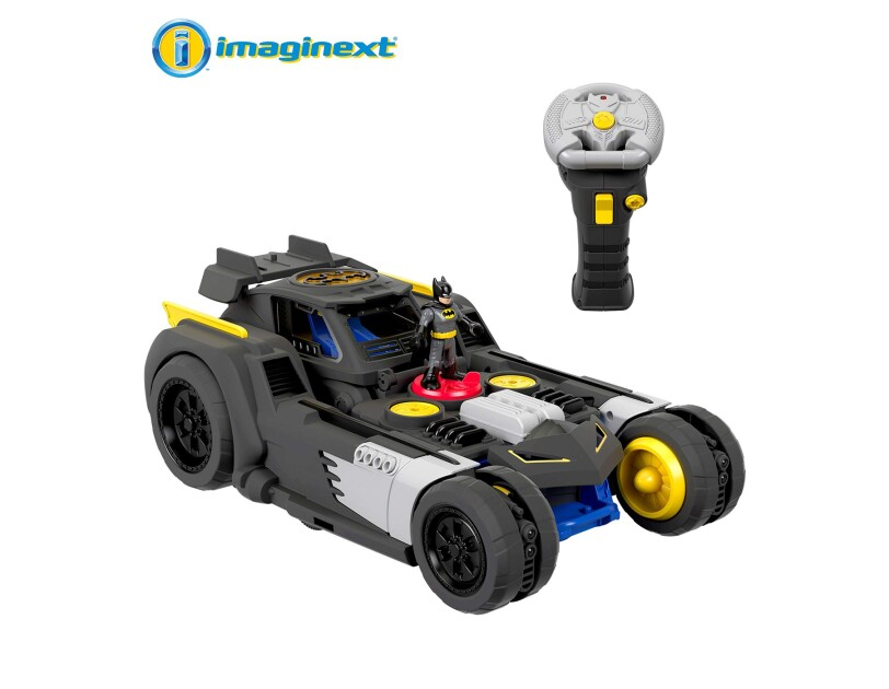 Batmobile Imaginext Fisher-Price DC Super Friends