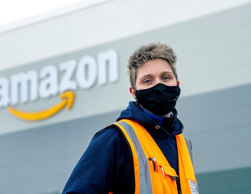 Emma Horton from Amazon
