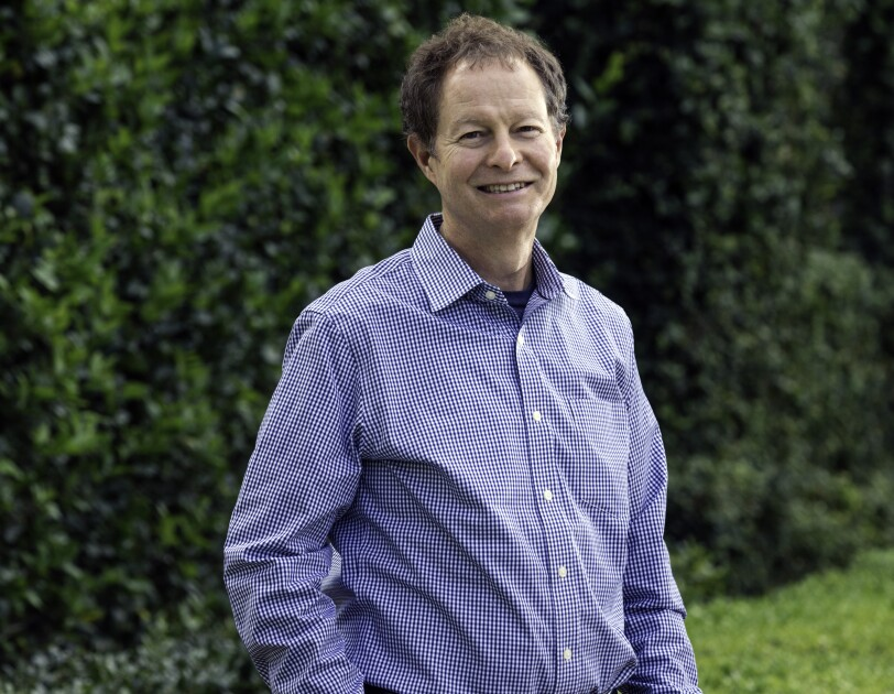 An image of John Mackey, co-founder and CEO of Whole Foods Market.