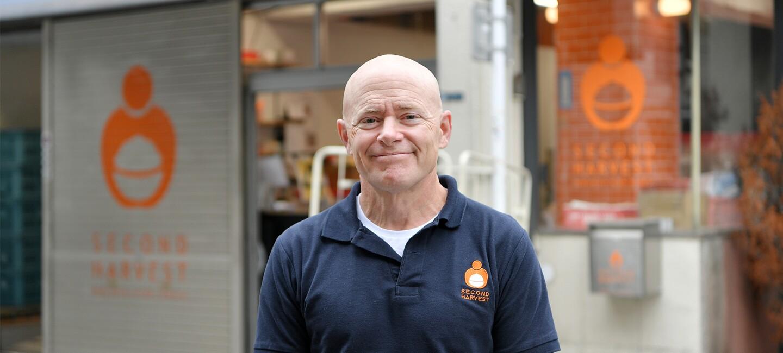 Amazon笑顔を届けようプロジェクト セカンドハーベスト・ジャパン創立者/CEOマクジルトン・チャールズさんインタビュー