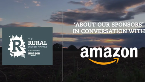 Rural Business Awards sponsored by Amazon
