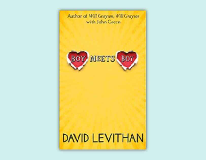 Boy Meets Boy David Levithan