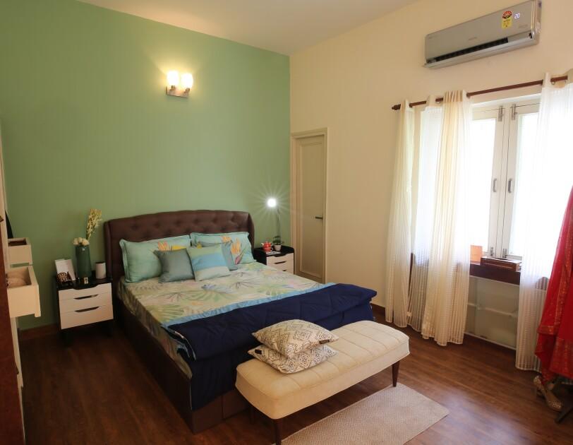Master bedroom Amazon Festive Home
