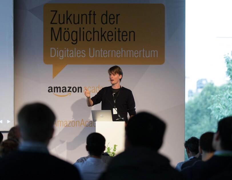Amazon Academy 2016