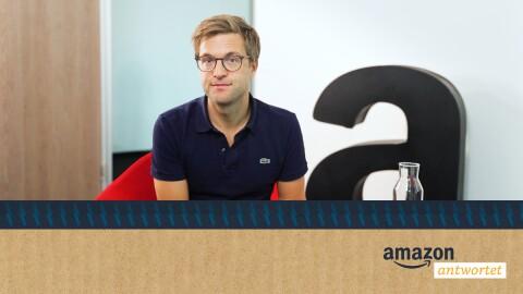 Amazon Antwortet_Roboter