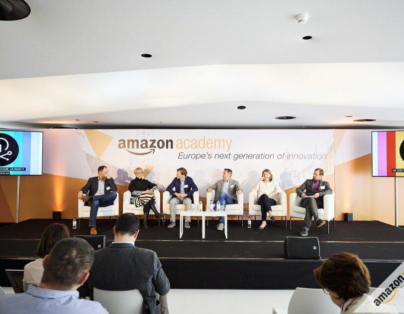 Amazon Academy panel