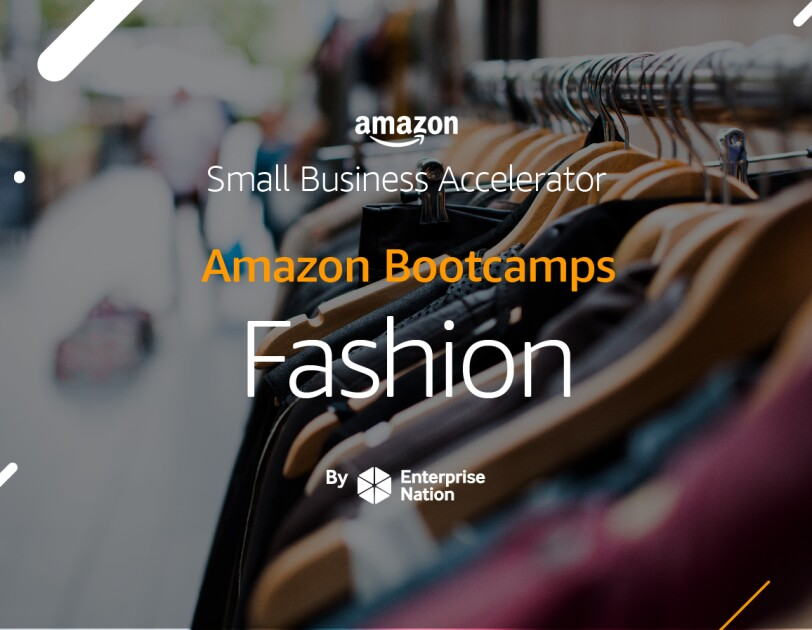 Poster of Amazon bootcamp - fashion