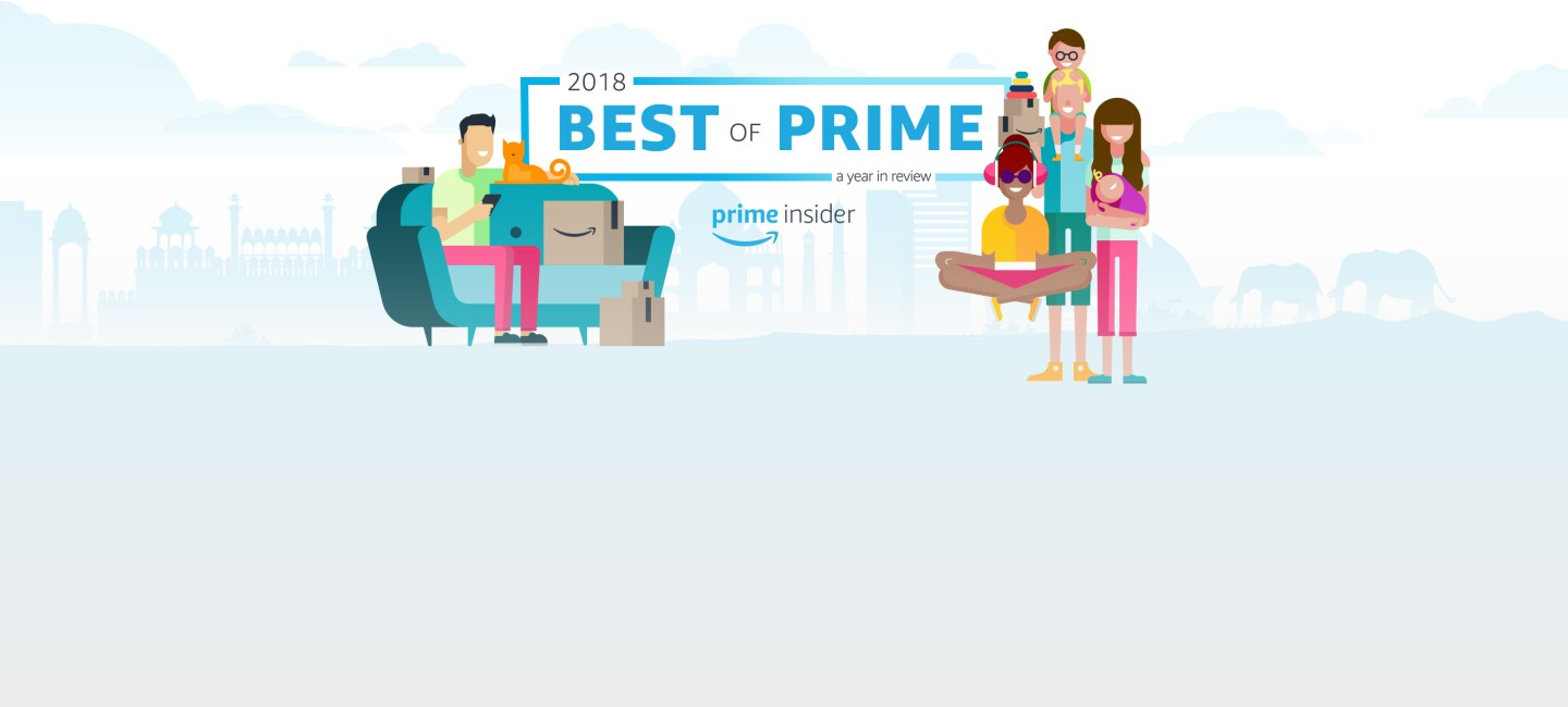 Best of prime Amazon India