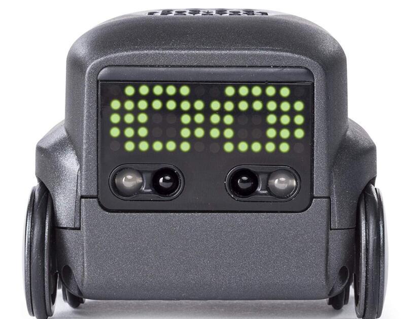 Abbildung des Spielroboters von BOXER, erhältlich auf Amazon.de.