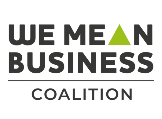 We Mean Business Coalition logo