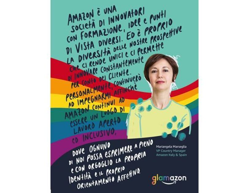 Zitat zu Vielfalt bei Amazon