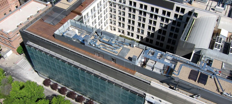 Madrid corporate office