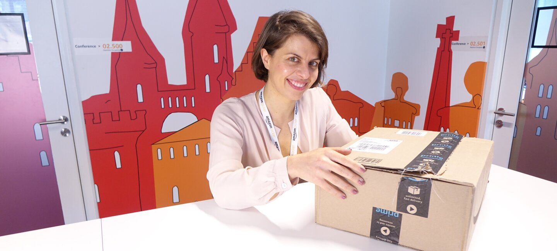 Marianna Pietrafesa from Amazon Marketing