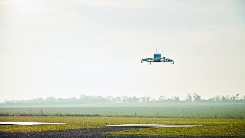 UK government partners with Amazon Prime Air to drive innovation