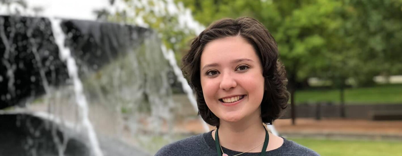 Désormais en rémission, Sequoia White entre en première année à l'Université de Baylor.