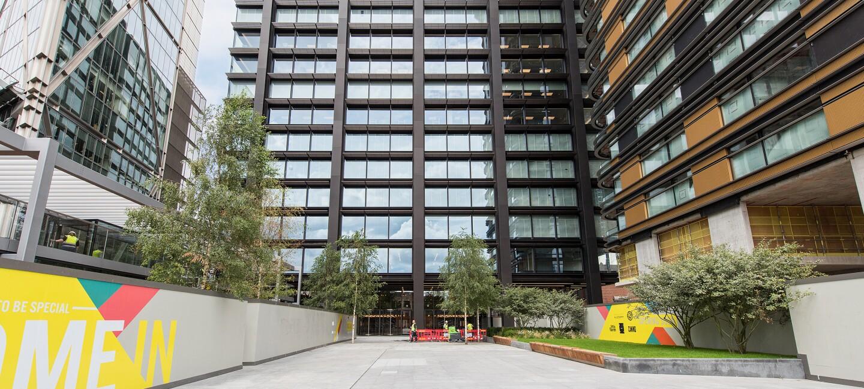 Amazon UK Head Office, Shoreditch, East London