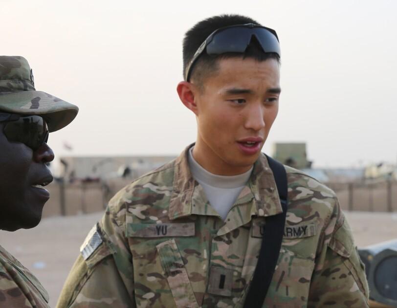 Amazon military leaders program