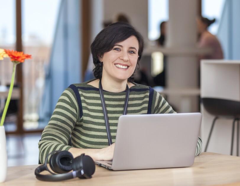 Maria Grazia Chetta, Product Marketing Manager