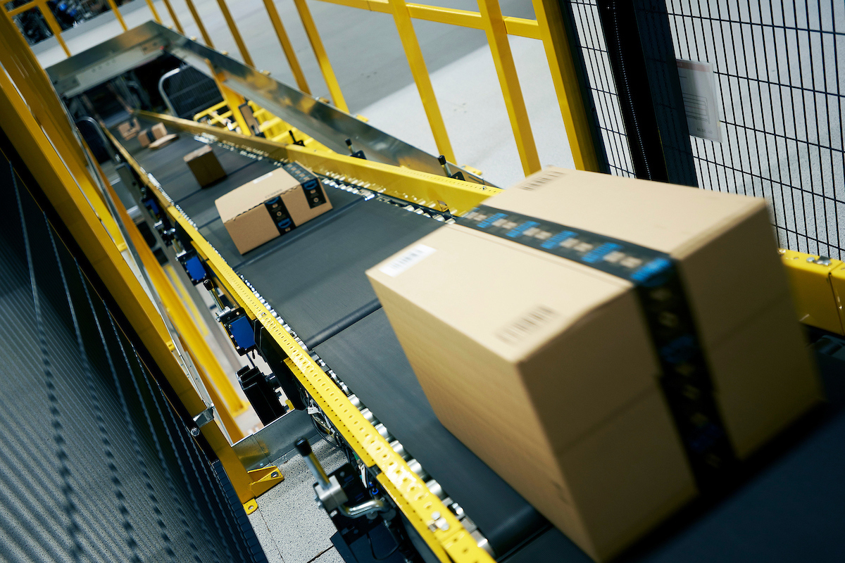 about our fulfilment centres